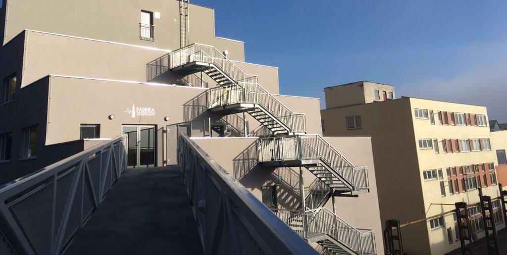 fabrika1 1024x515 - Кампус квартирного типа Апартманы Фабрика