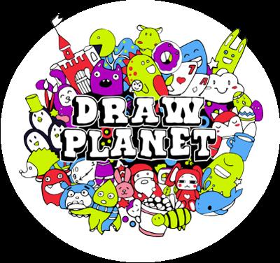 logo 1 - Draw Planet - планета творчества